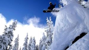 Snowboarding For Desktop
