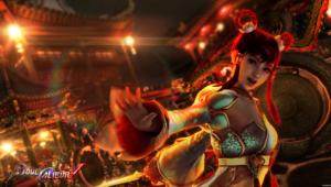 Soul Calibur Screenshots