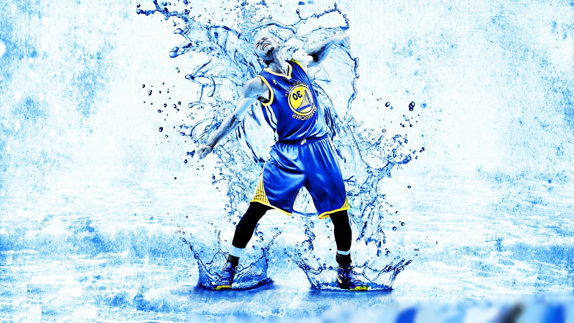 Stephen Curry 3203