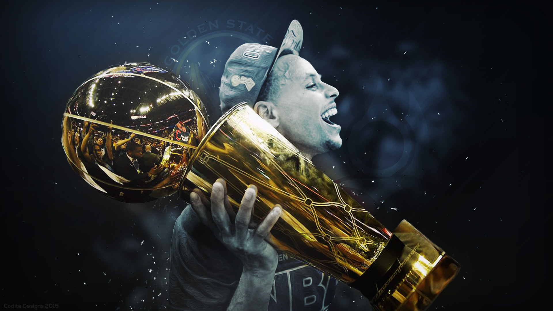 Stephen Curry For Desktop Background