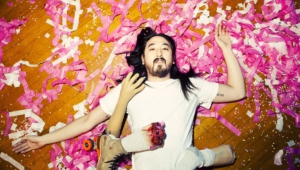 Steve Aoki Background