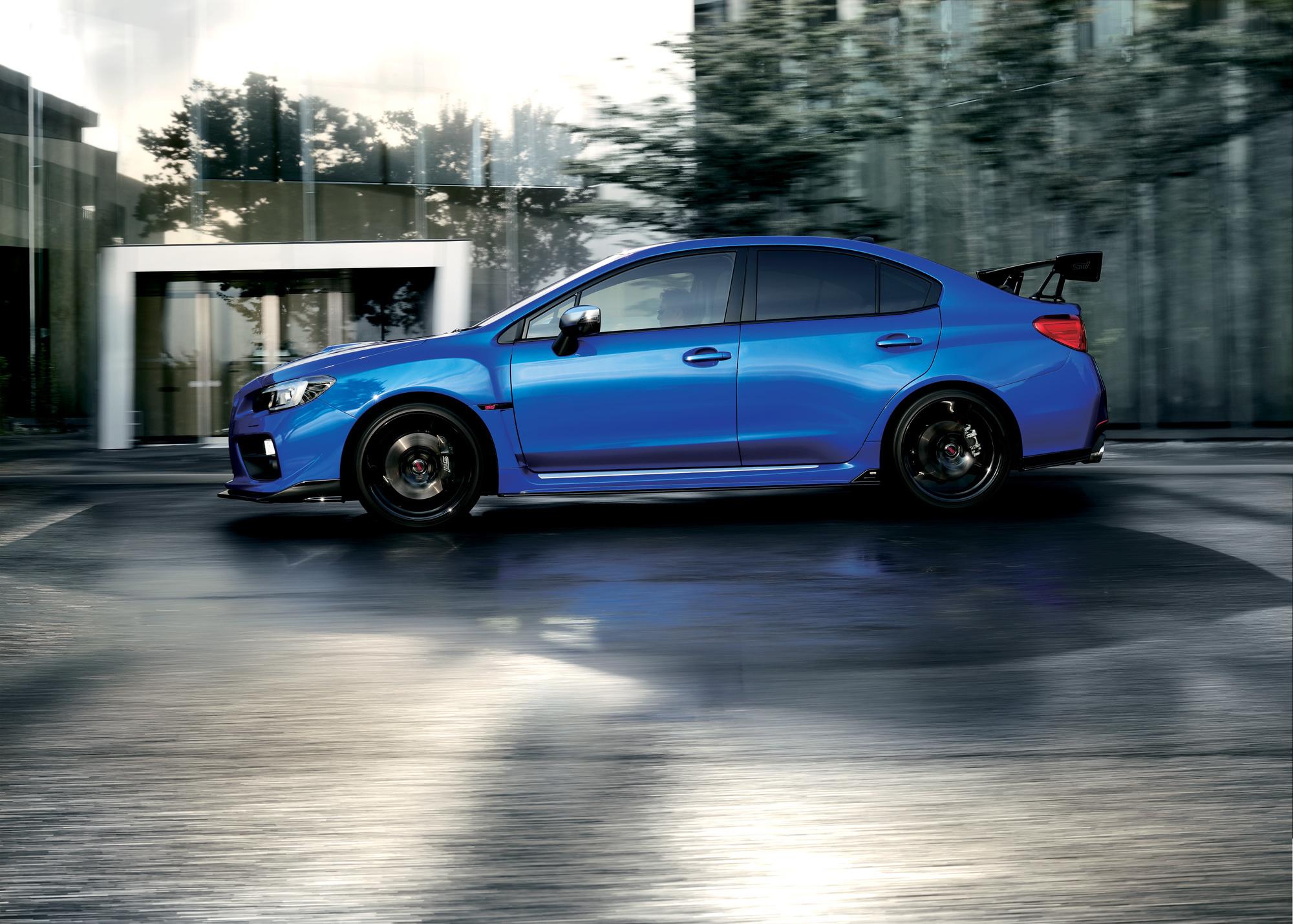 Subaru WRX S4 TS Photos