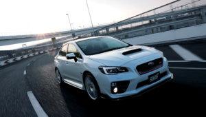 Subaru WRX S4 TS Wallpapers
