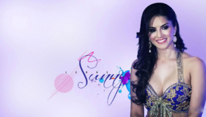 Sunny Leone Background