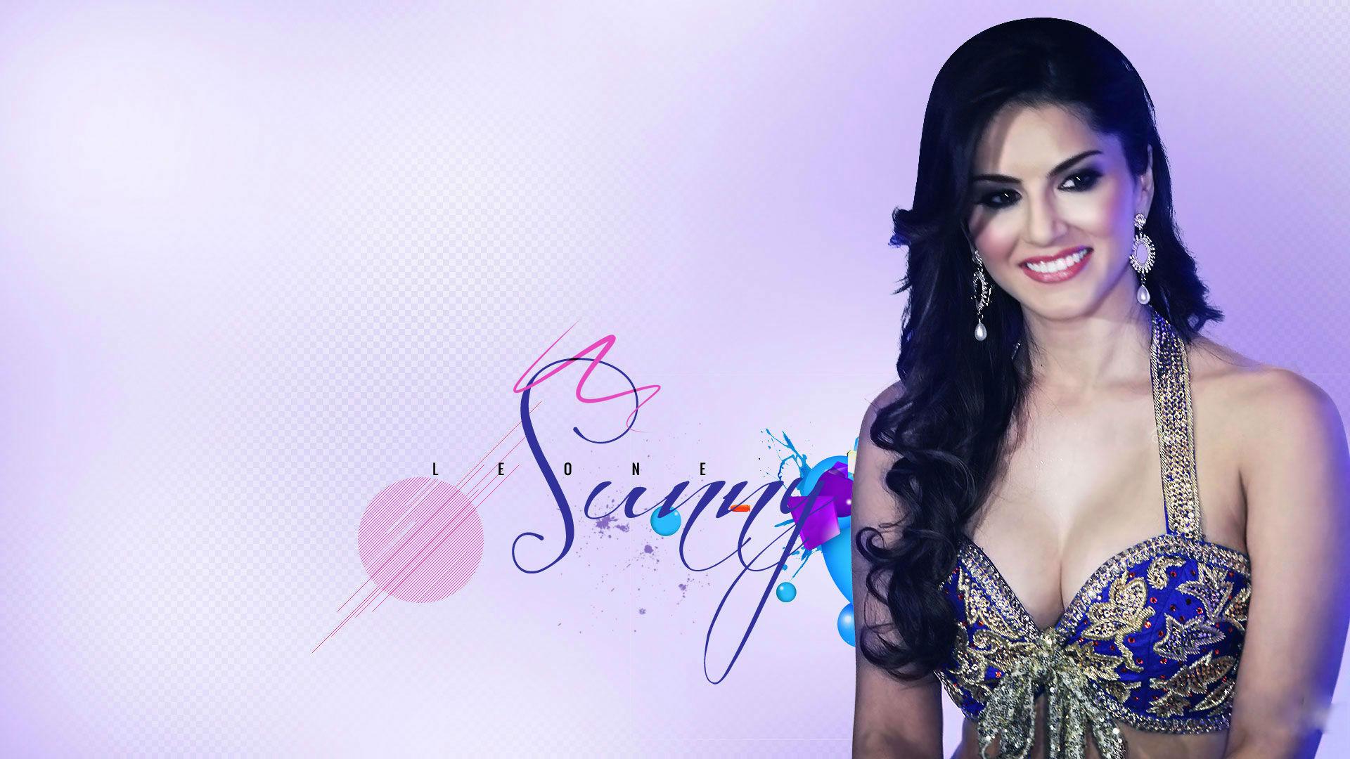 Sunny Leone Background
