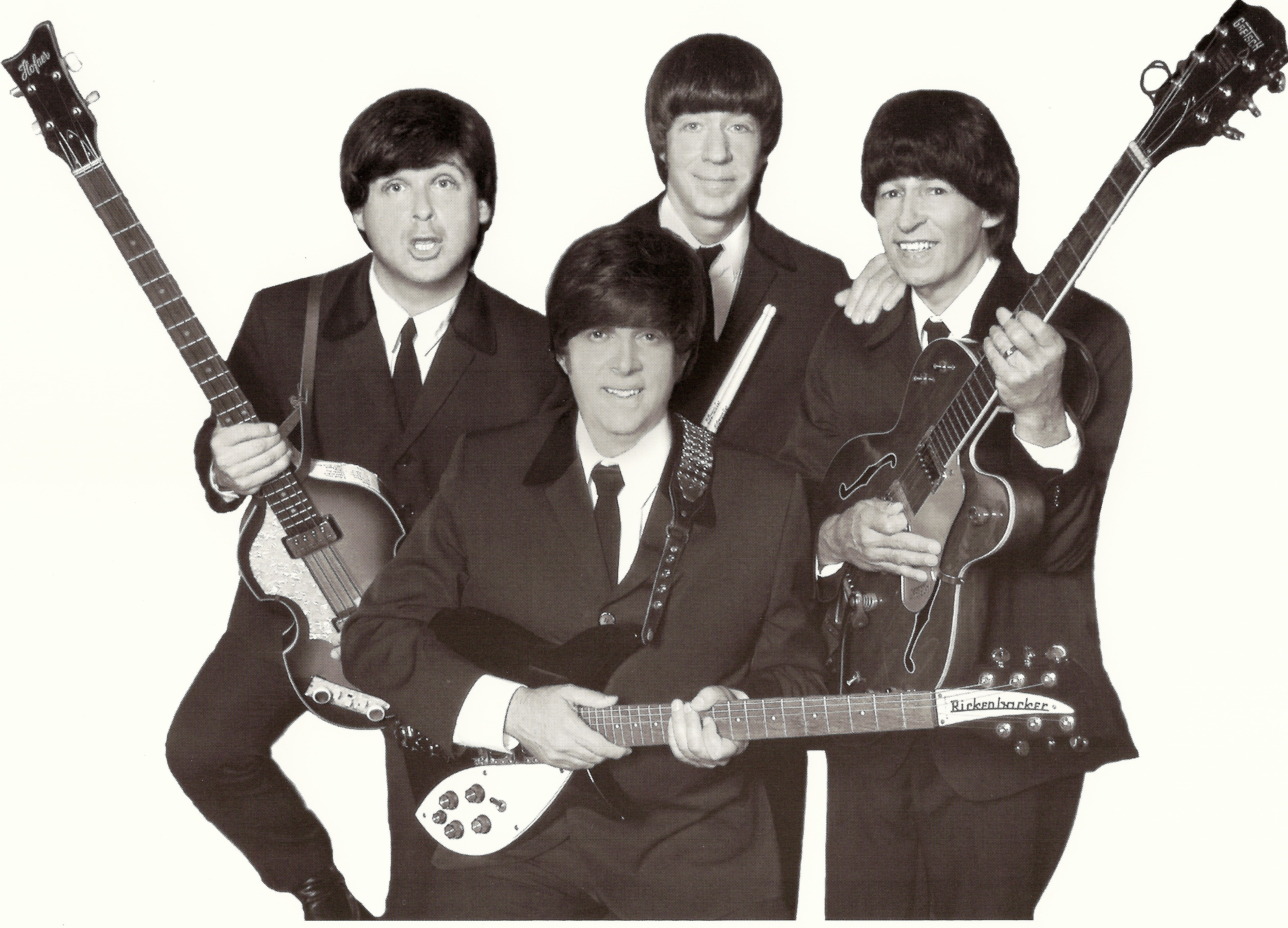 The Beatles Computer Backgrounds