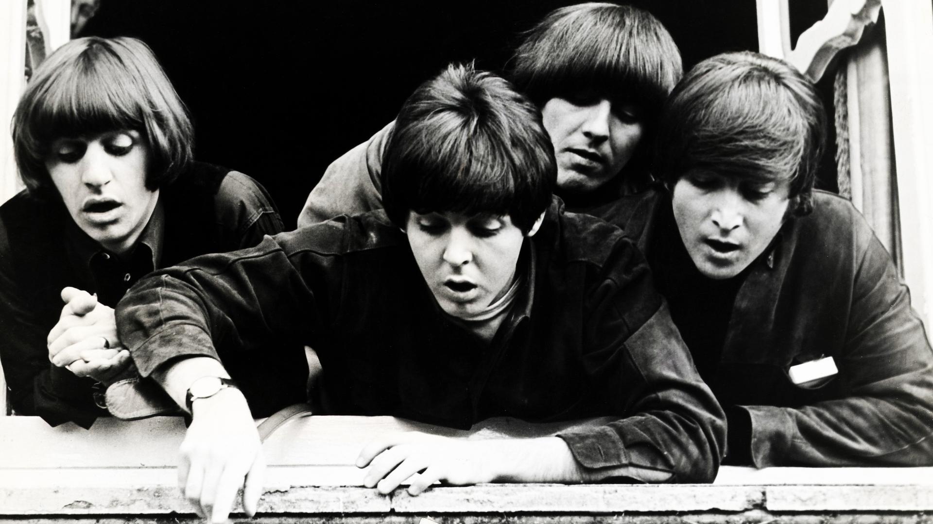 The Beatles Computer Wallpaper