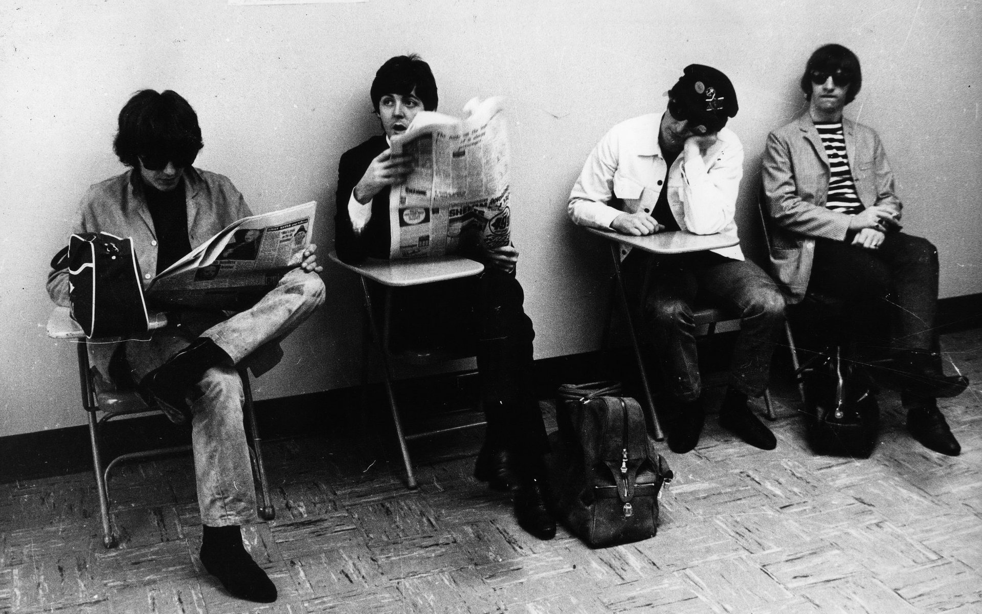 The Beatles Hd Desktop