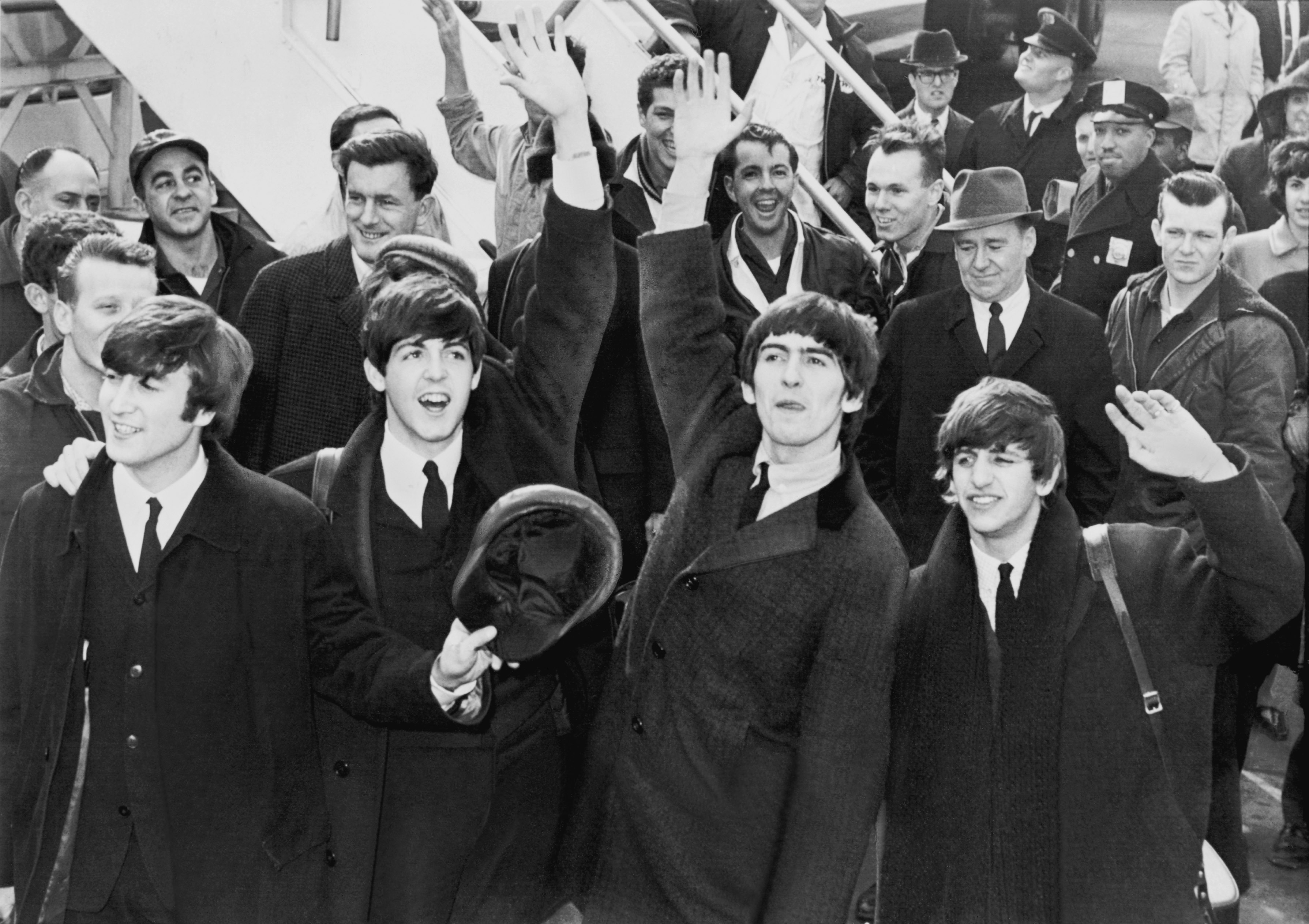 The Beatles Wallpapers Hq