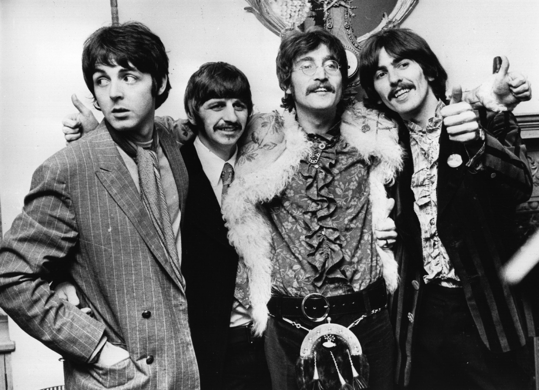 The Beatles Full Hd
