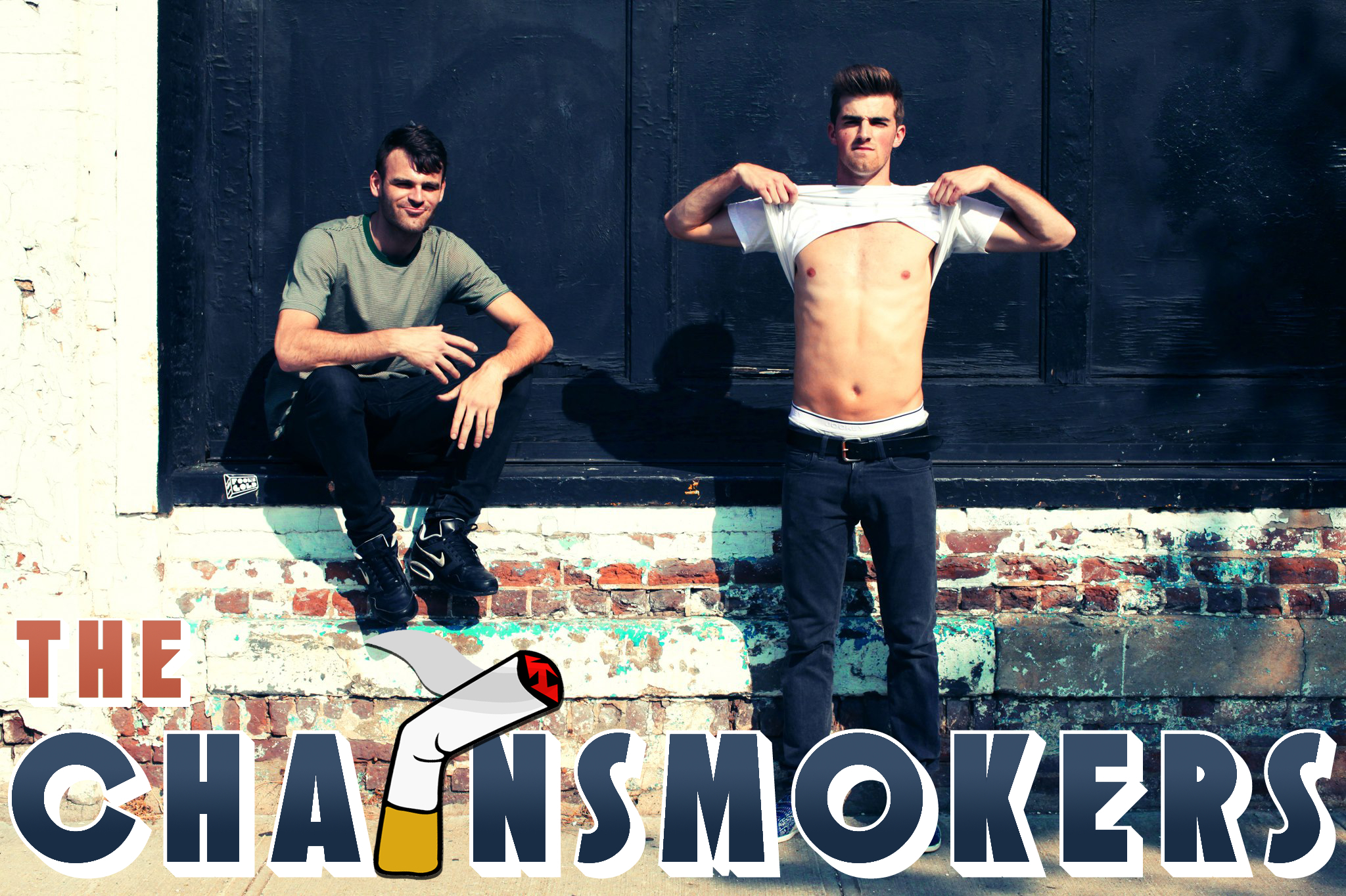 The Chainsmokers Widescreen