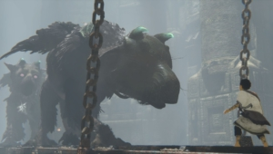 The Last Guardian Photos