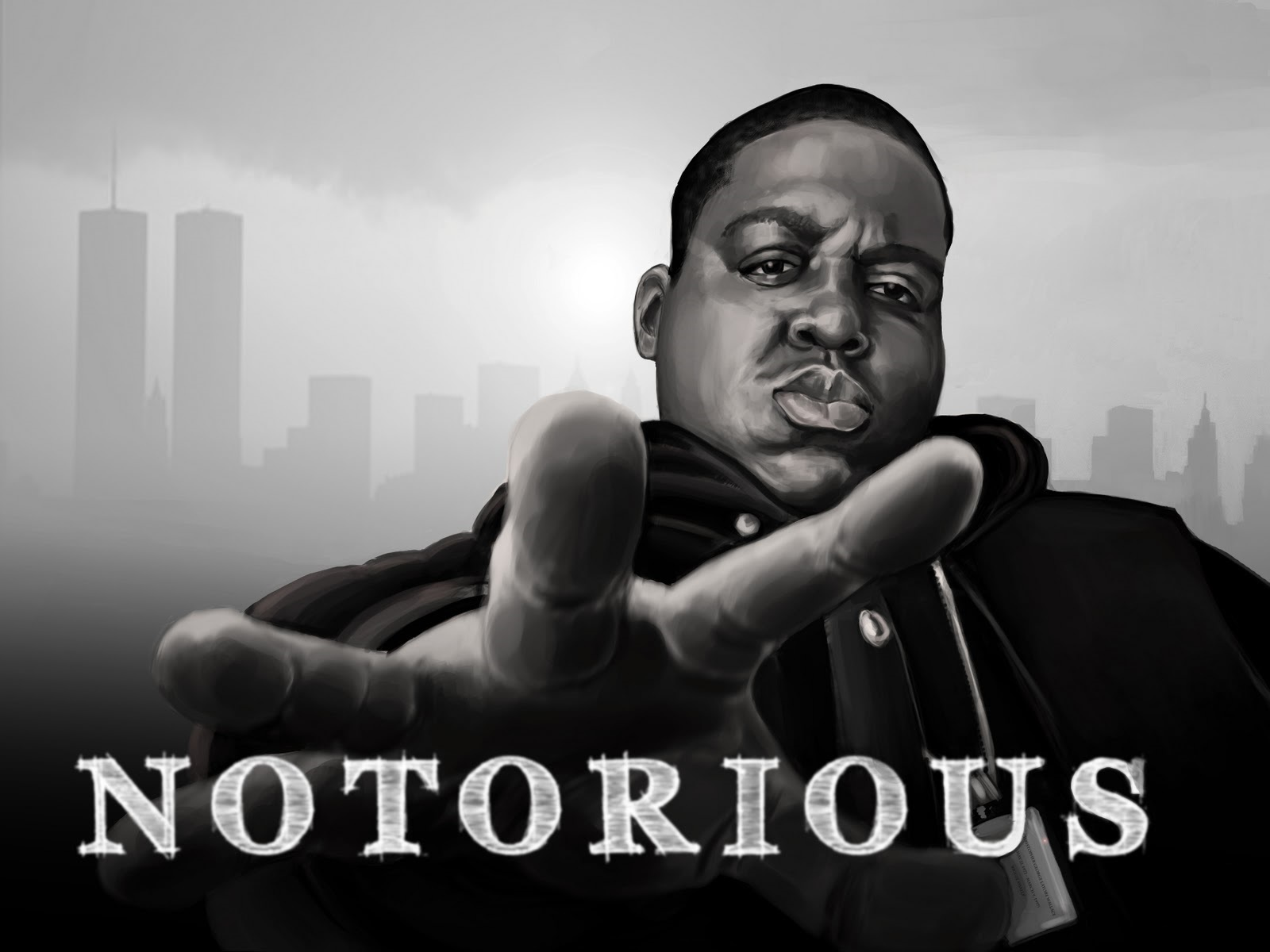 The Notorious B.I.G Computer Wallpaper