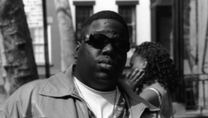 The Notorious B.I.G HD Background