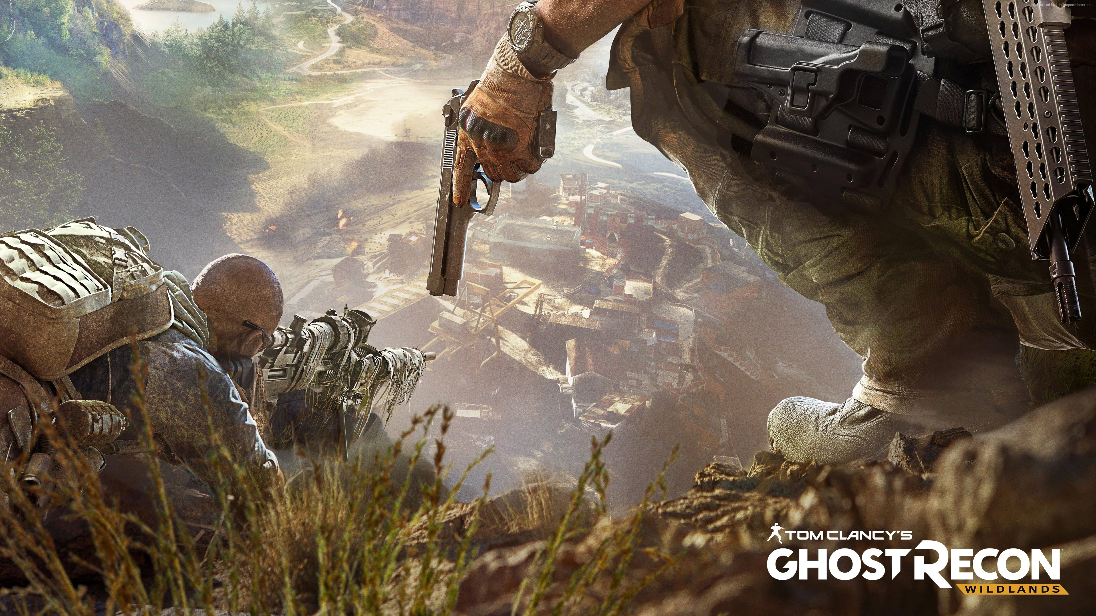 Tom Clancys Ghost Recon Wildlands Pictures