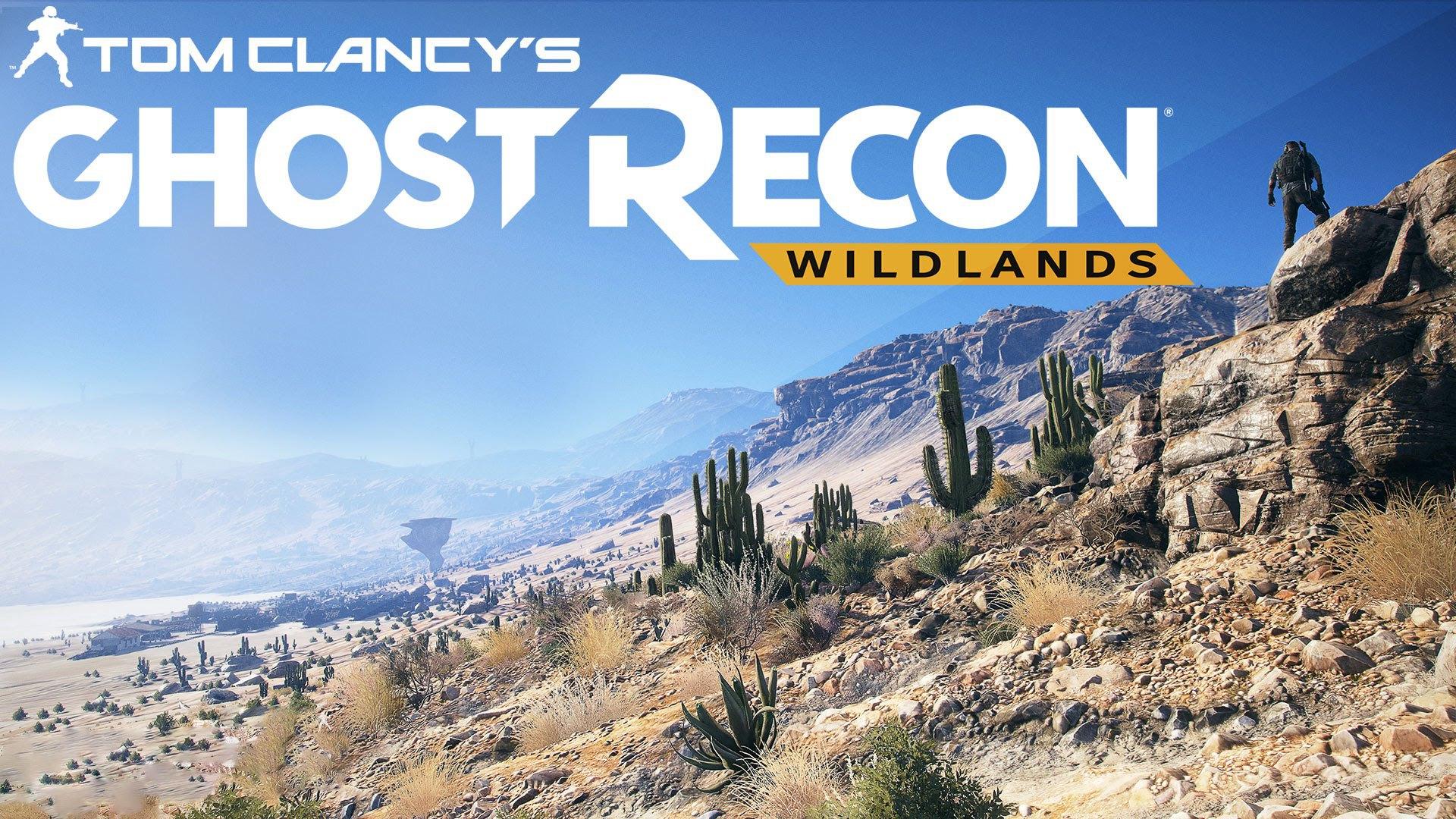 Tom Clancys Ghost Recon Wildlands Screenshots