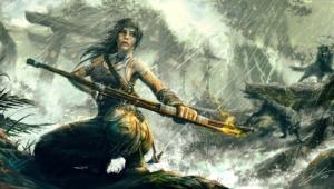 Tomb Raider 4k