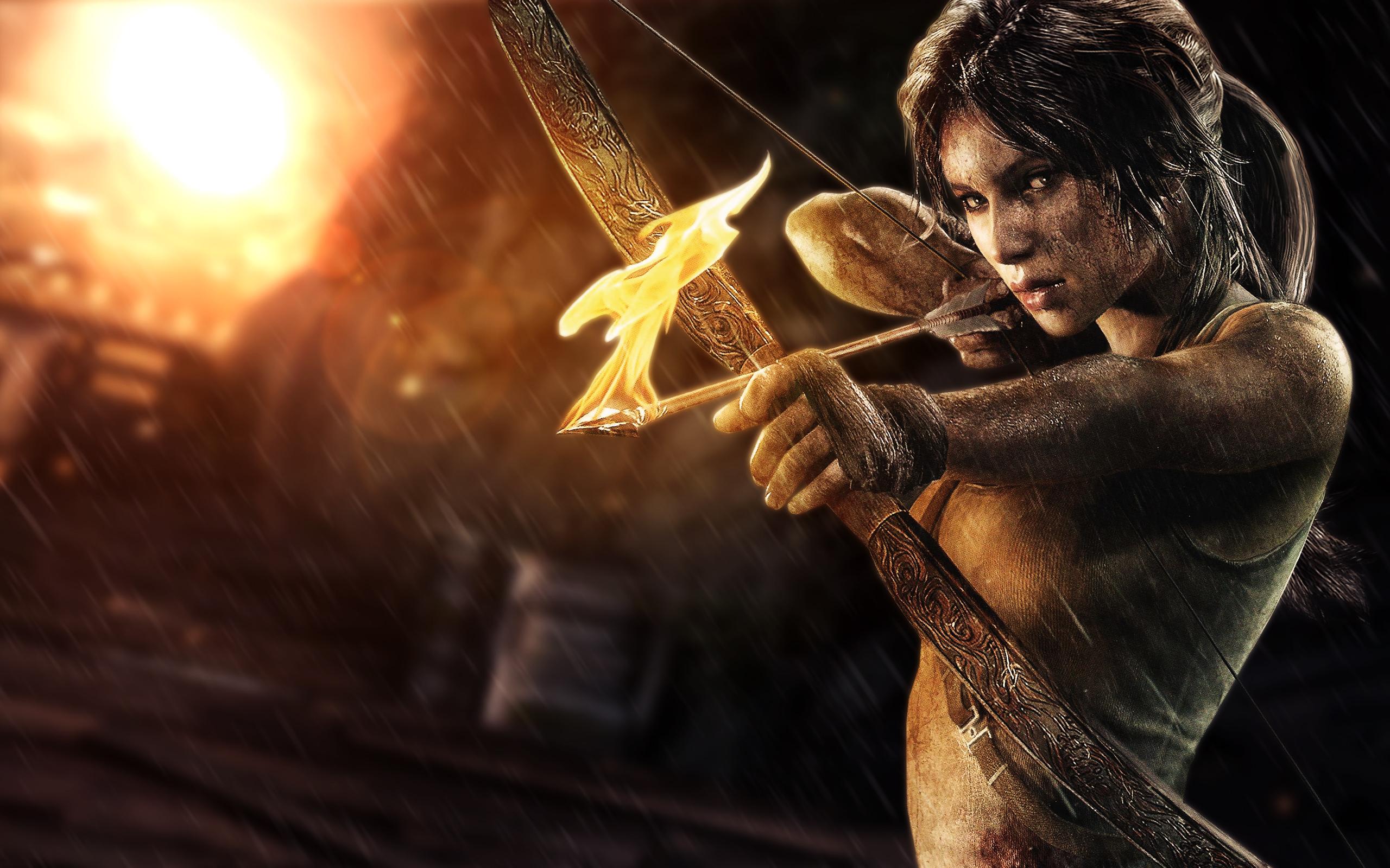 Tomb Raider Computer Wallpaper