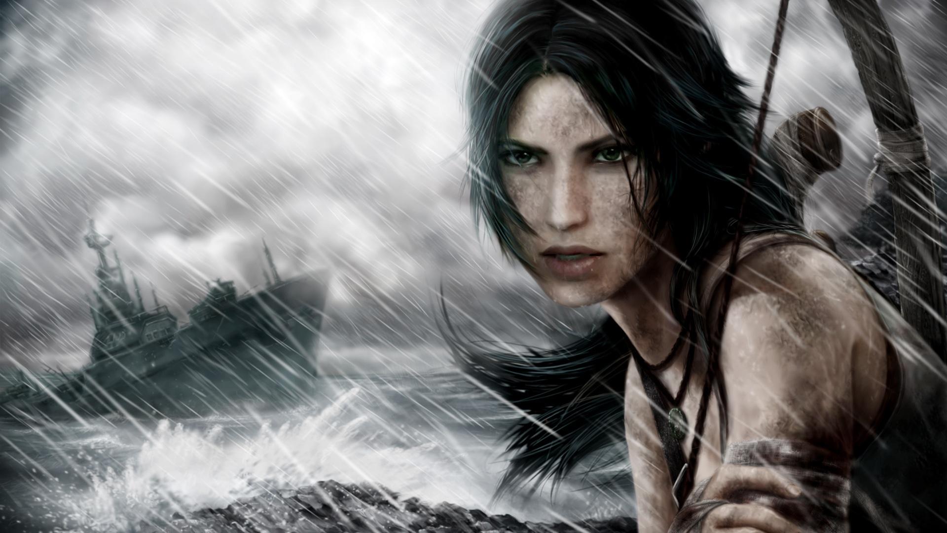 Tomb Raider Hd Background