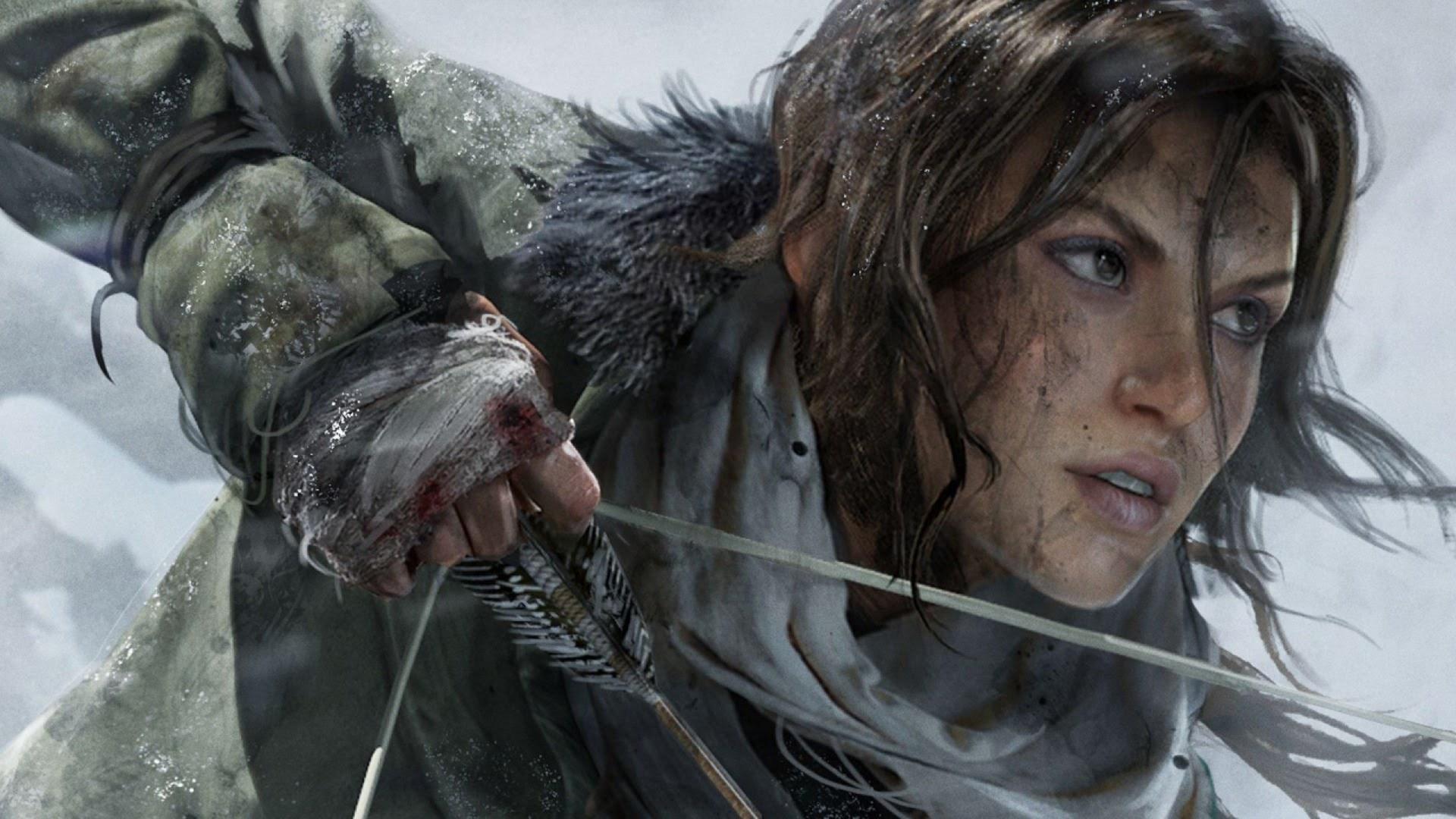 Tomb Raider Hd Wallpaper