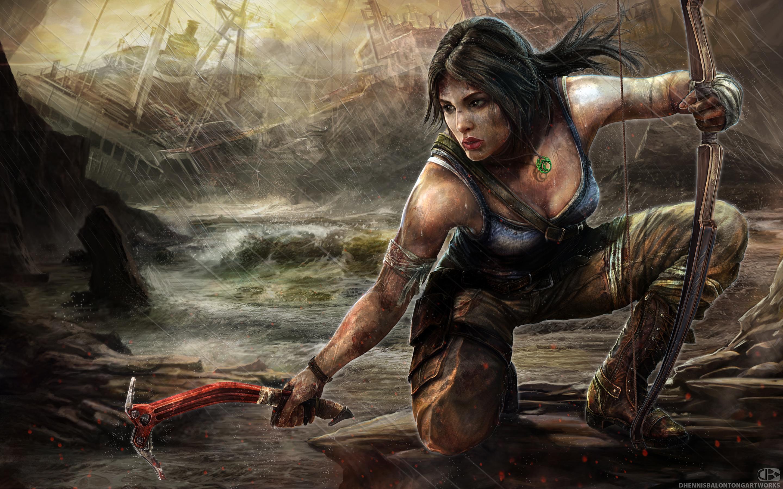Tomb Raider Widescreen