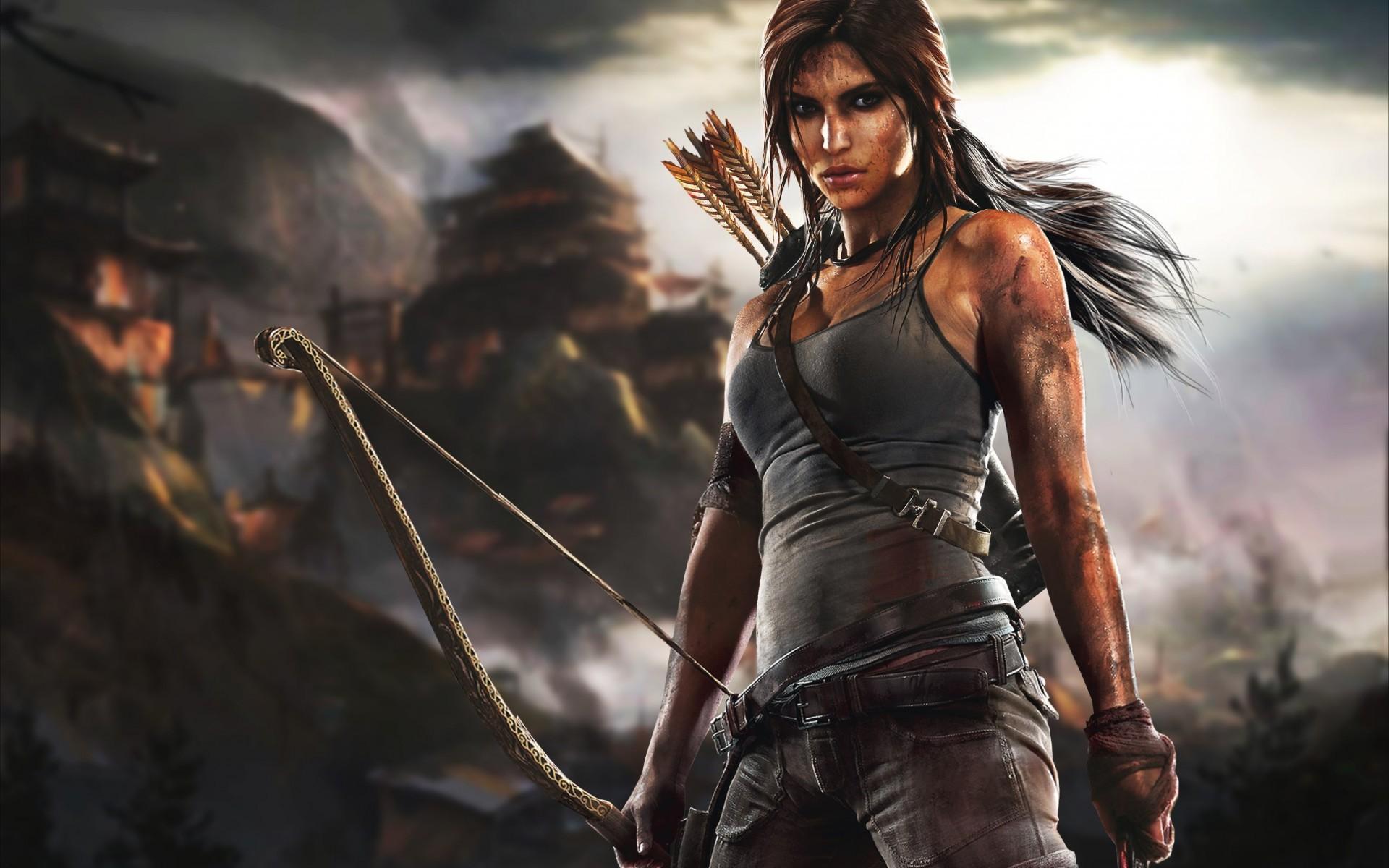 Tomb Raider For Desktop