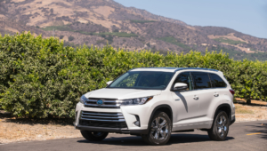 Toyota Highlander High Quality Wallpapers