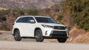 Toyota Highlander Pictures