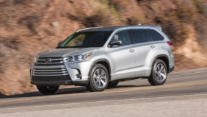 Toyota Highlander Wallpapers HD