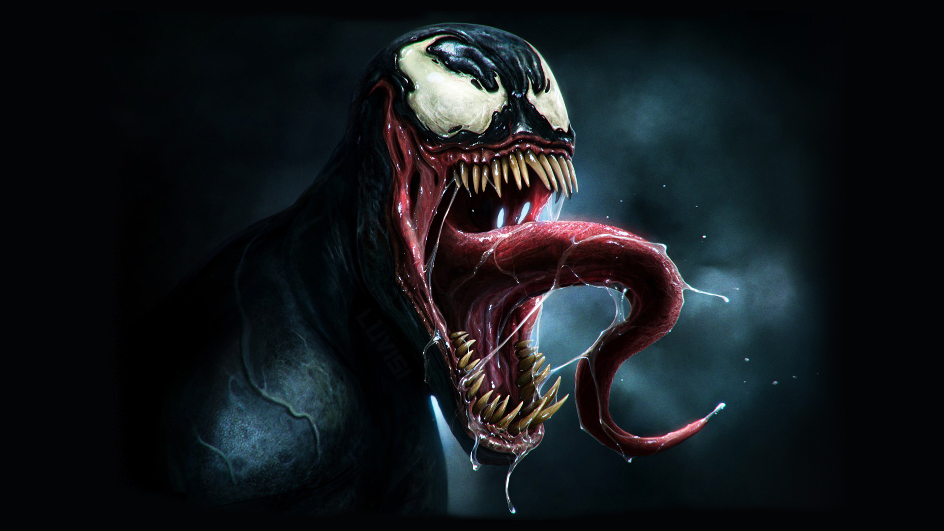 Venom HD Background