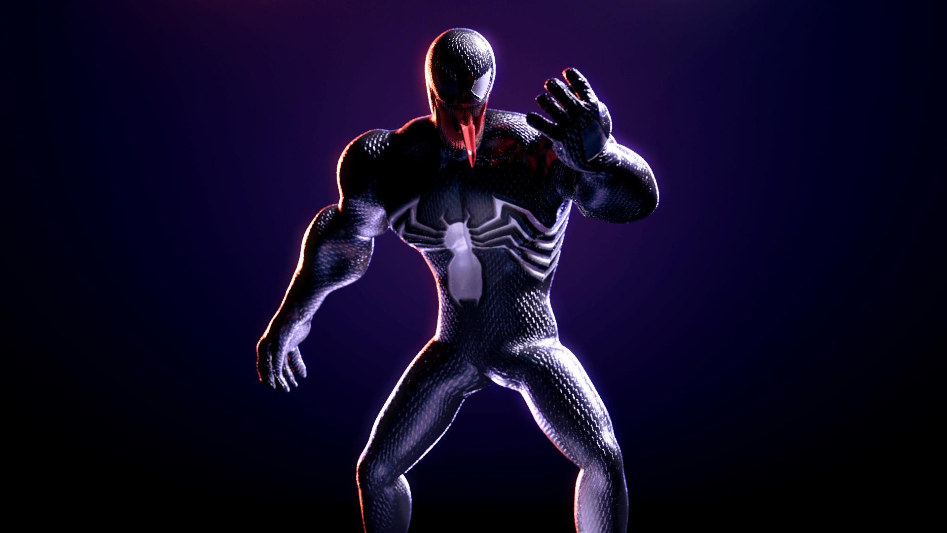 Venom HD Deskto