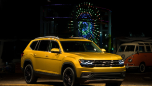 Volkswagen Atlas Background