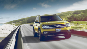 Volkswagen Atlas High Definition Wallpapers