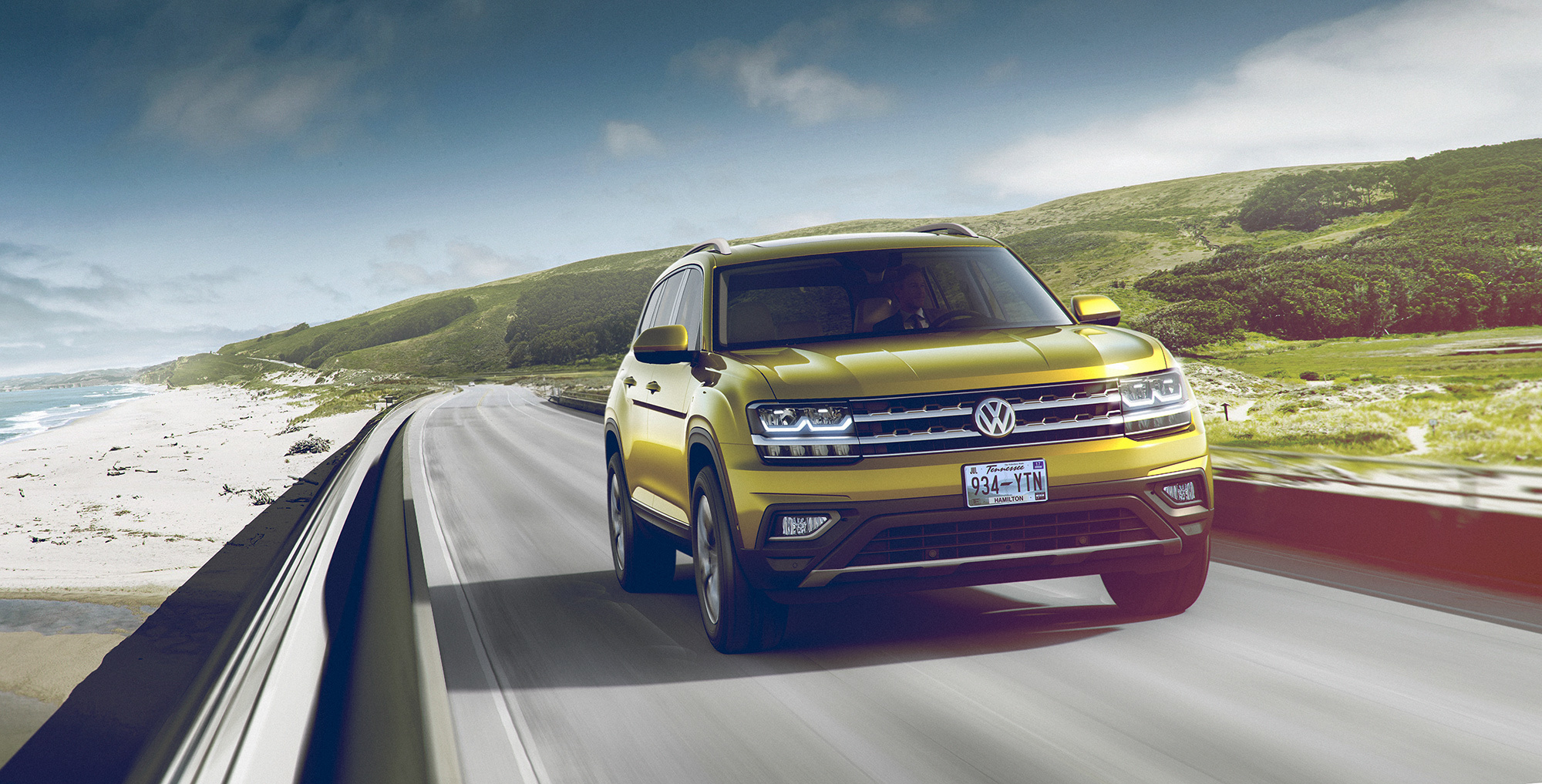 Volkswagen Atlas High Definition Wallpapers