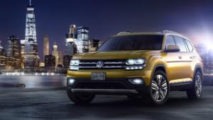 Volkswagen Atlas Images