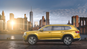 Volkswagen Atlas Photos