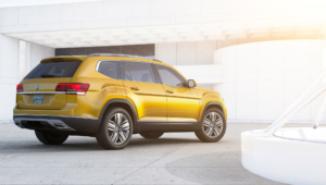 Volkswagen Atlas Pictures