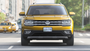 Volkswagen Atlas Wallpapers