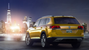 Volkswagen Atlas Widescreen