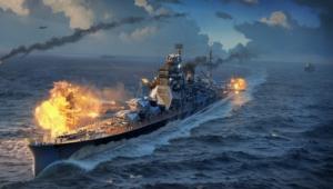 World Of Warships Background