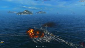 World Of Warships Hd Desktop