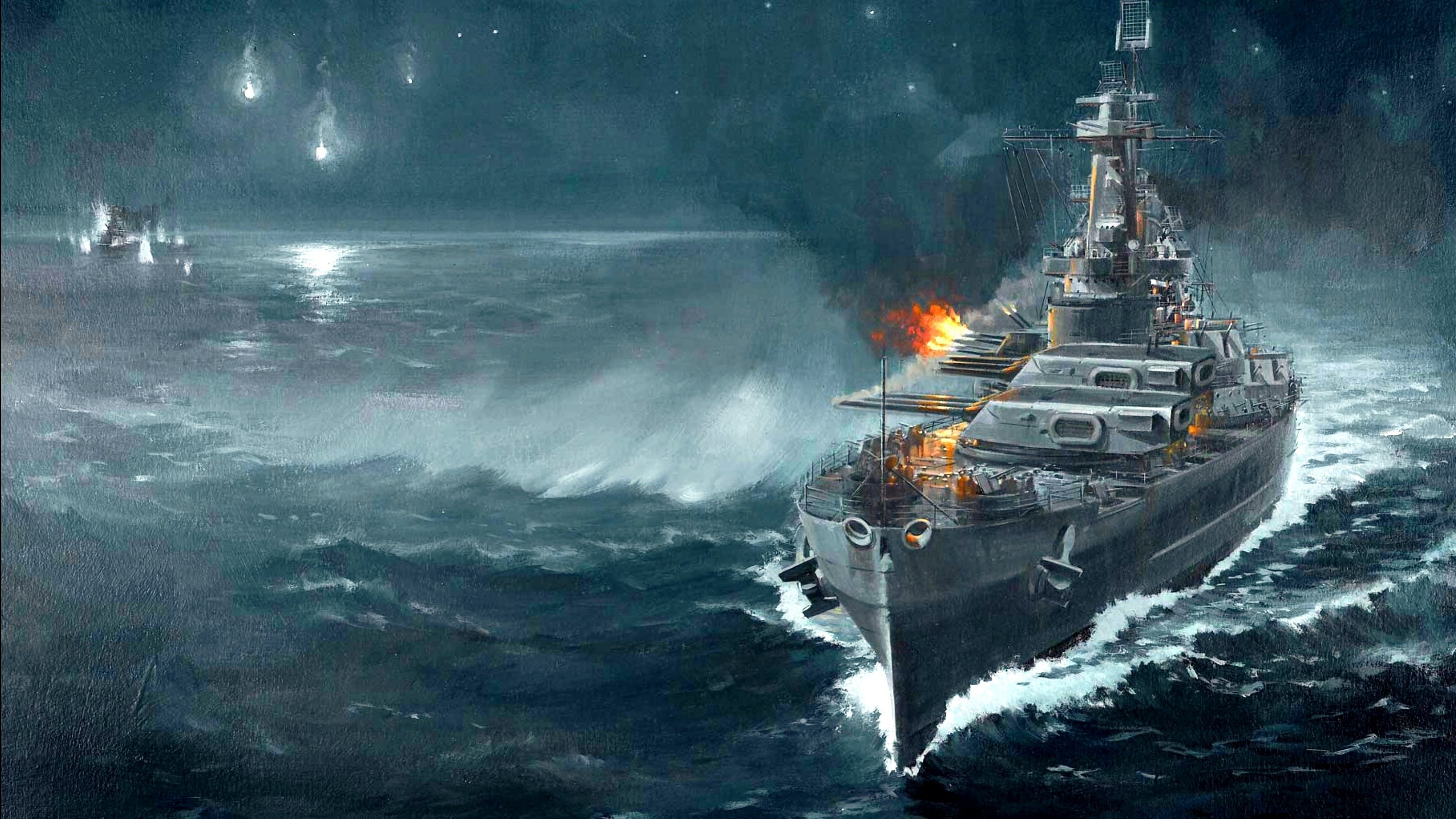 World Of Warships Pictures