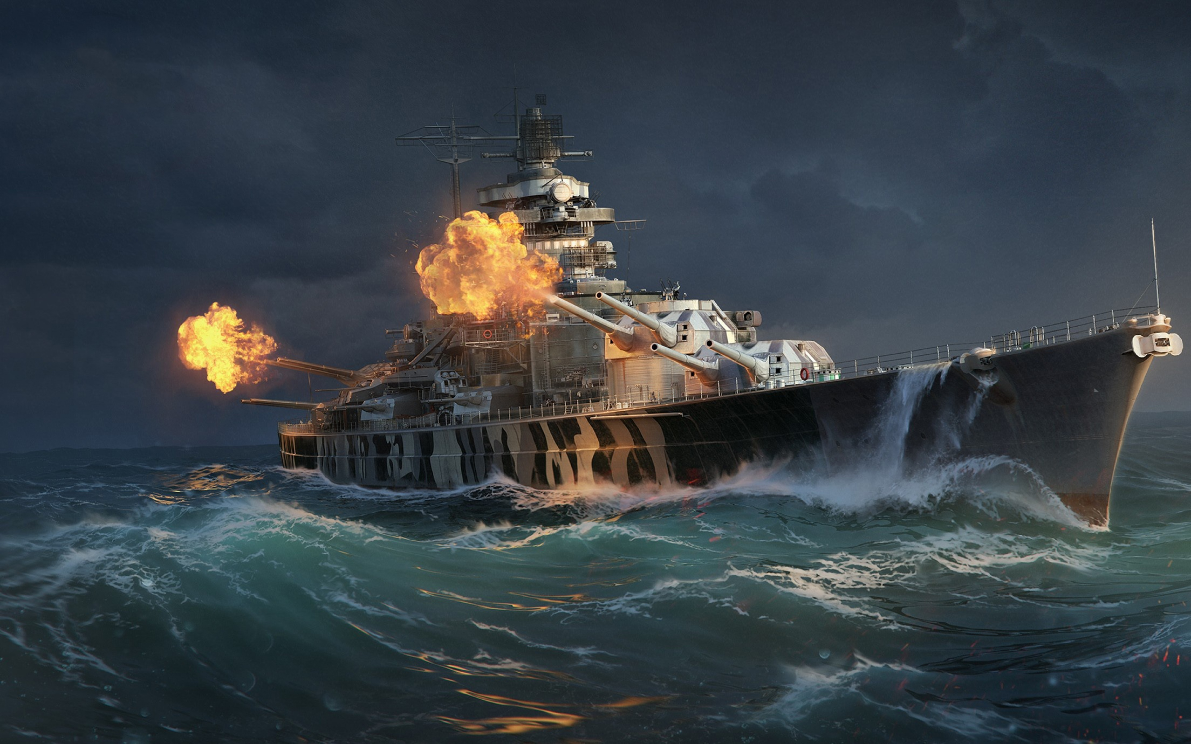 World Of Warships Wallpapers