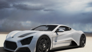 Zenvo St1 HD Background