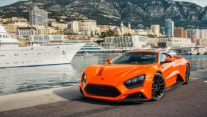 Zenvo St1 HD Wallpaper