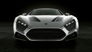 Zenvo St1 High Definition
