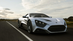 Zenvo St1 Wallpaper