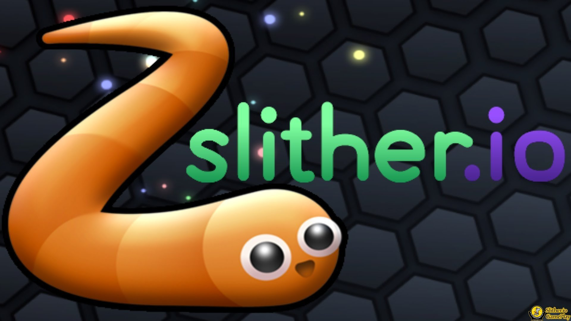 Slither.io Computer Wallpaper