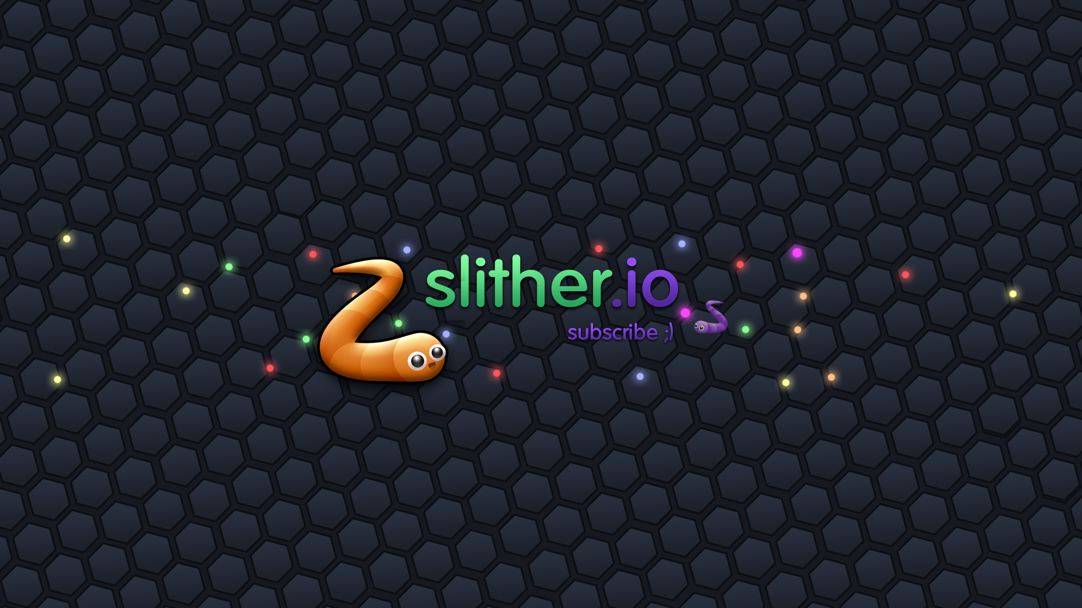 Slither.io Widescree