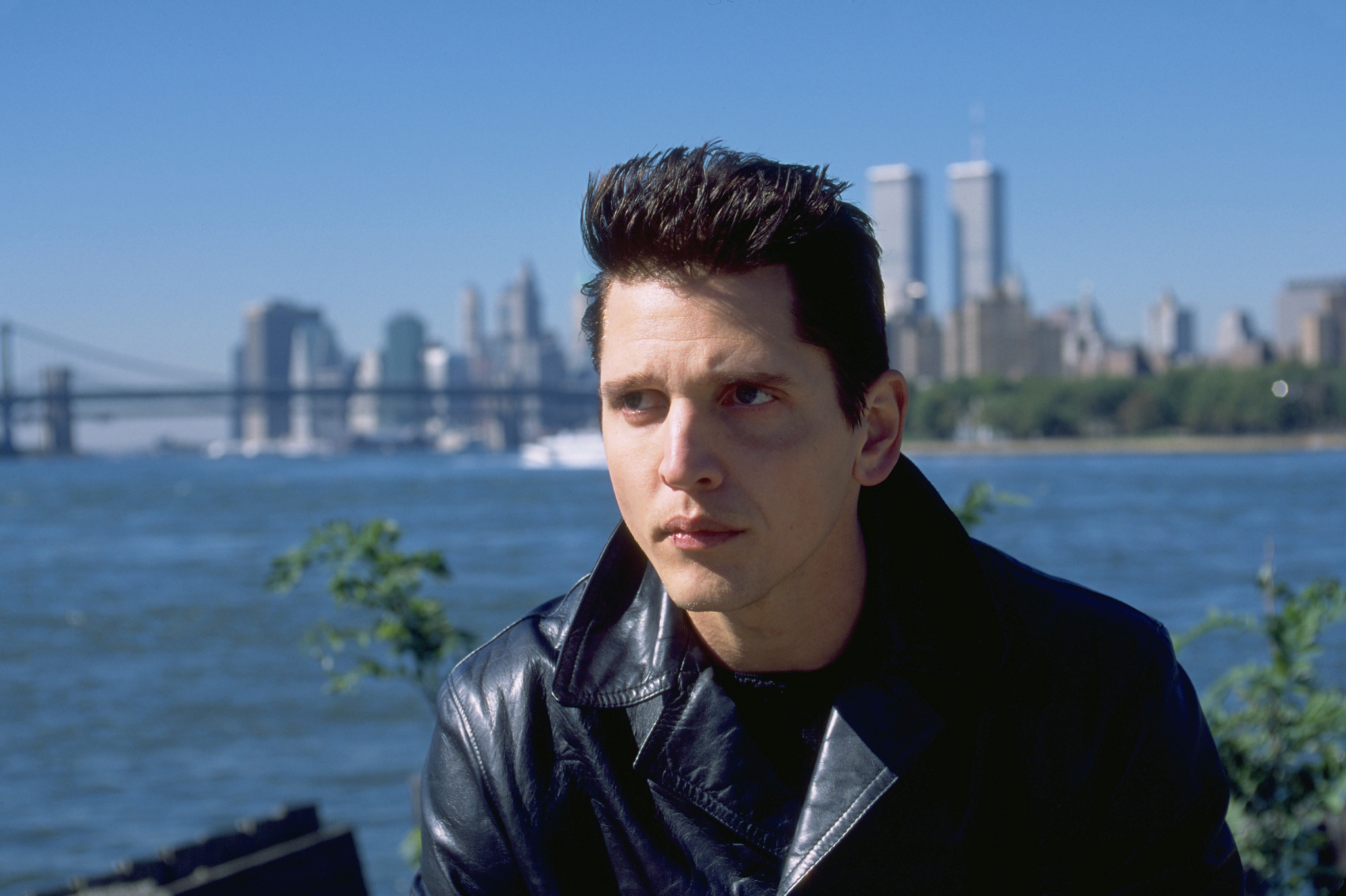 Barry Pepper Background